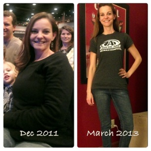 Transformation pic  March 2013