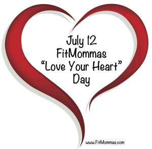 FitMommas Love Your Heart Day